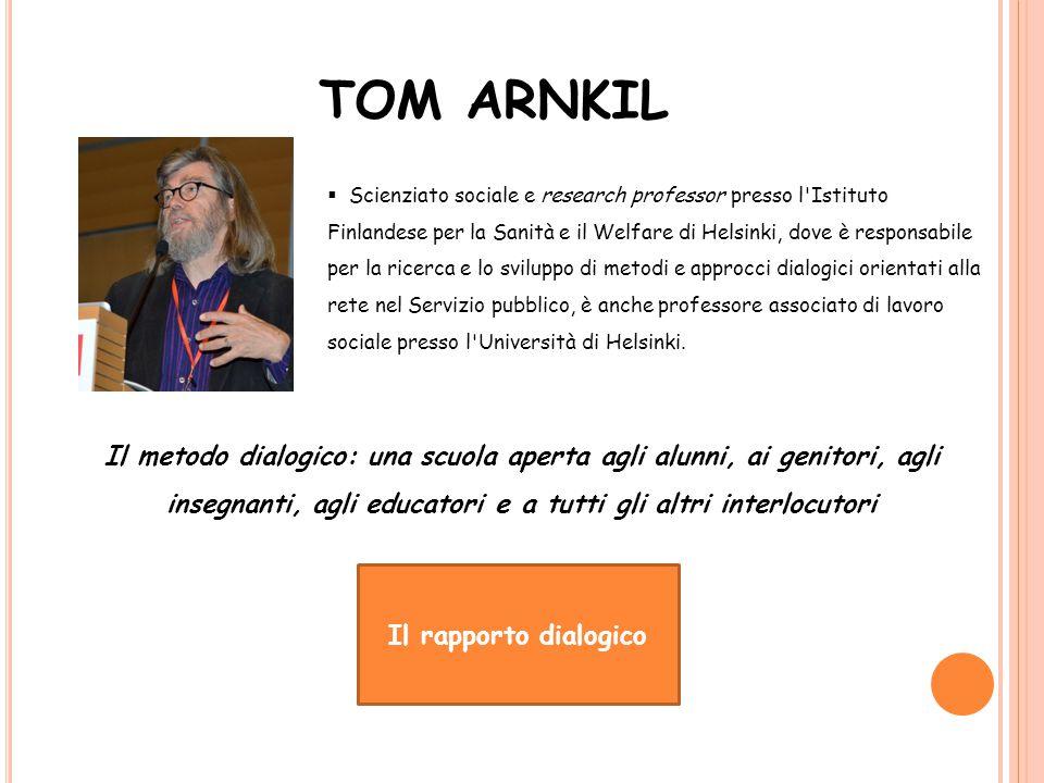 TOM ARNKIL