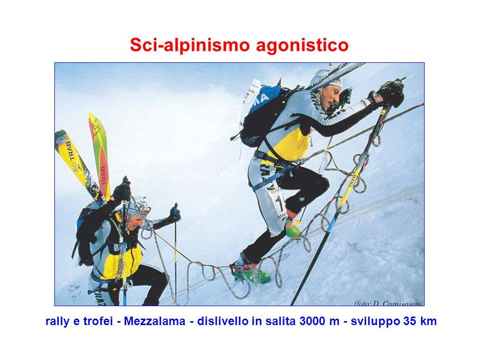 Sci-alpinismo agonistico