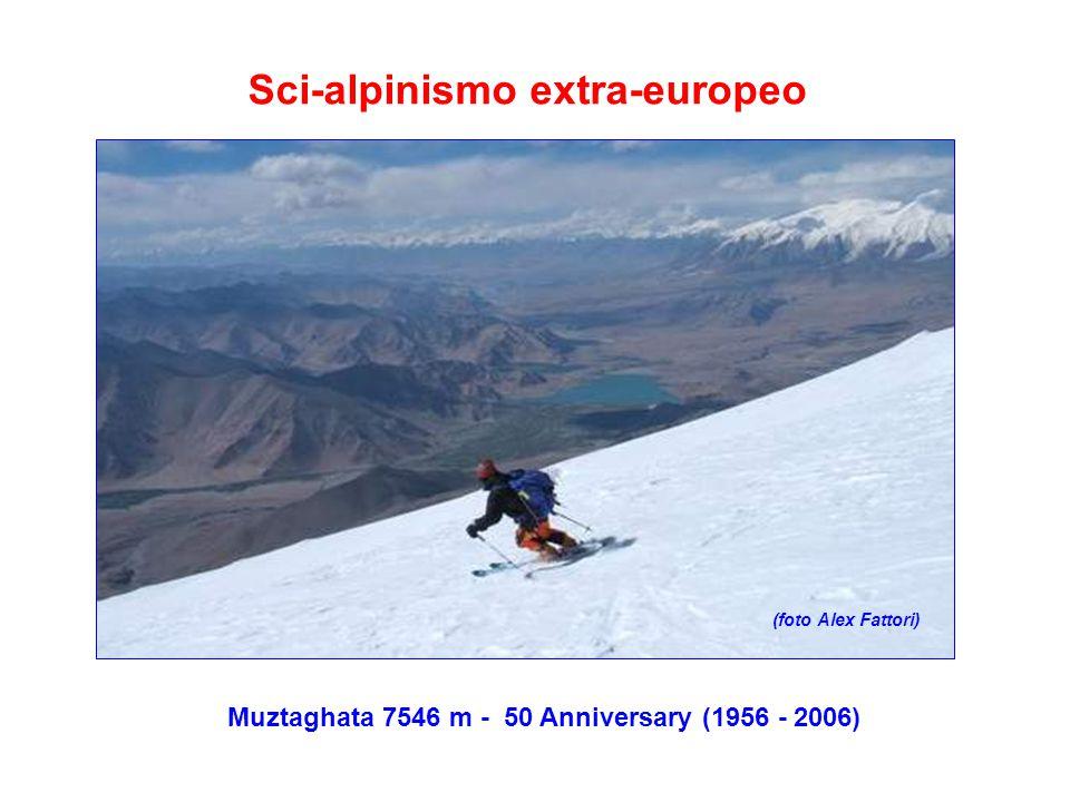 Sci-alpinismo extra-europeo