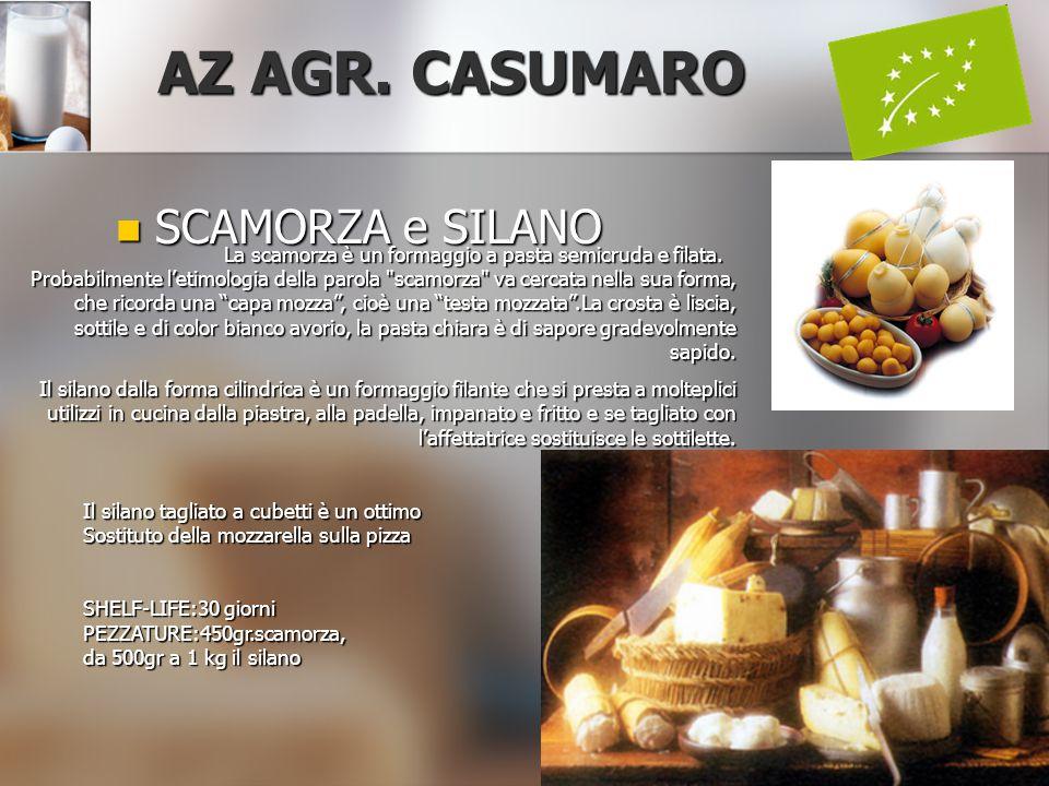 AZ AGR. CASUMARO SCAMORZA e SILANO