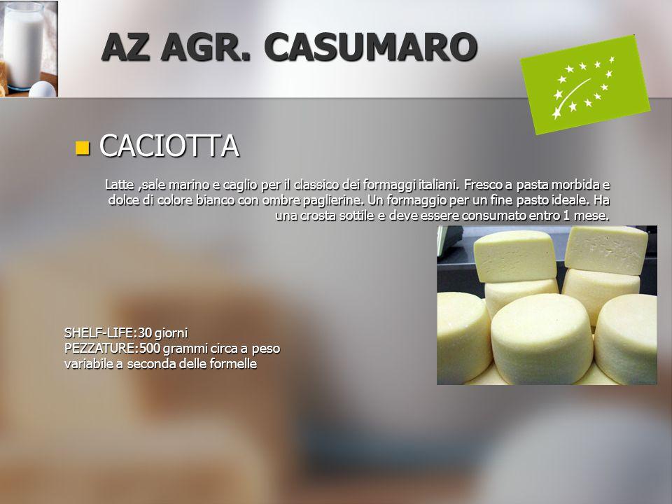 AZ AGR. CASUMARO CACIOTTA