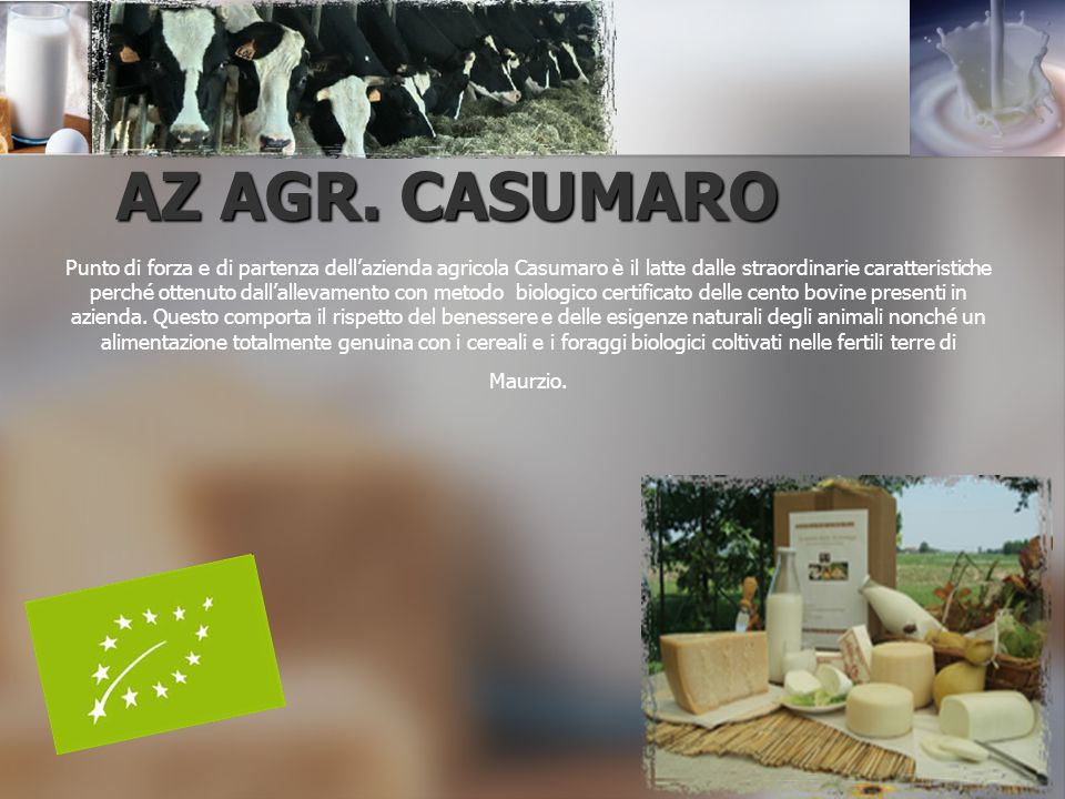 AZ AGR. CASUMARO