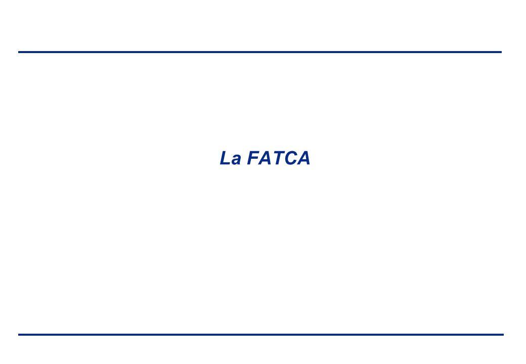 La FATCA