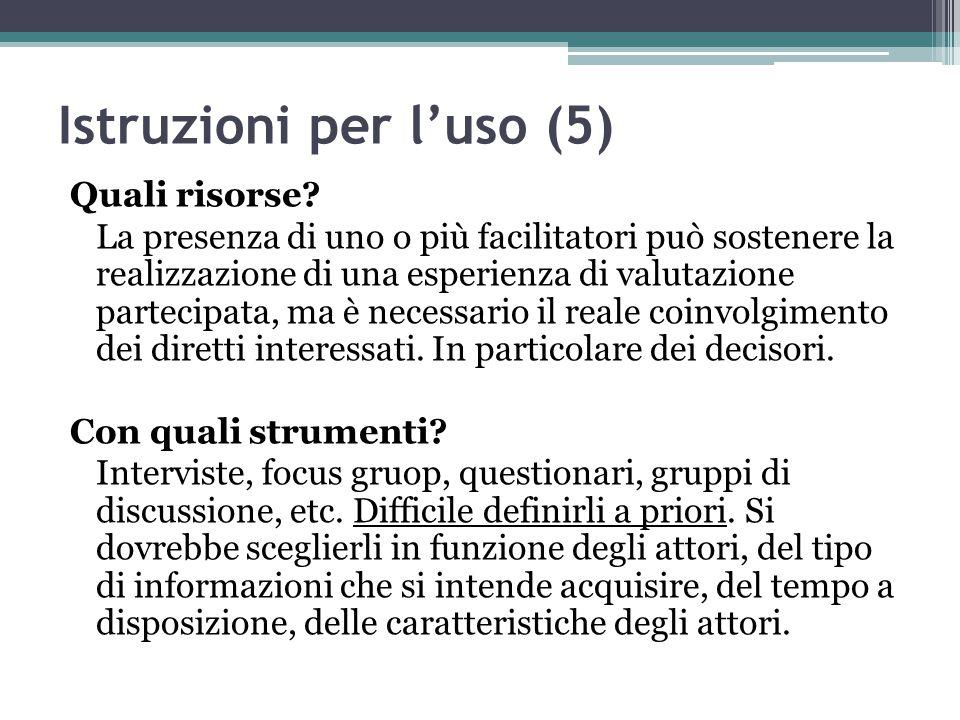 Istruzioni per l'uso (5)
