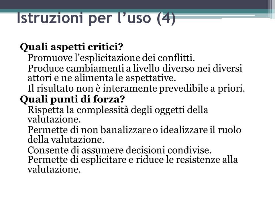 Istruzioni per l'uso (4)