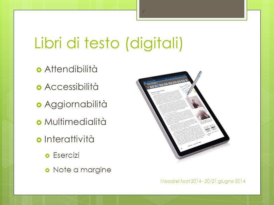 Libri di testo (digitali)