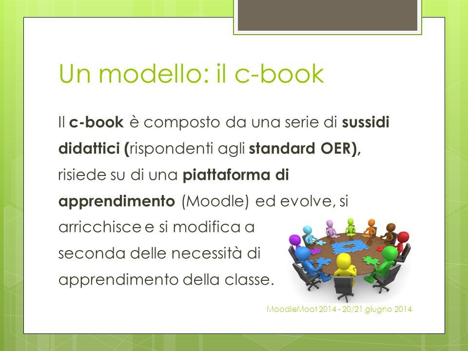 Un modello: il c-book