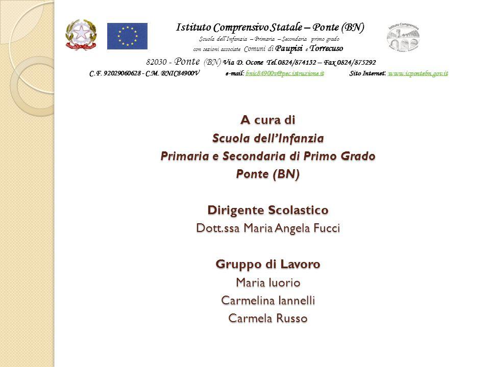Istituto Comprensivo Statale – Ponte (BN)