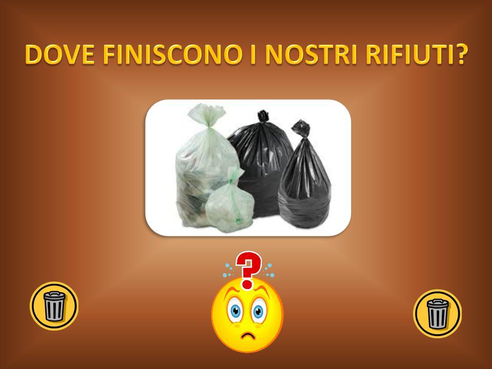 DOVE FINISCONO I NOSTRI RIFIUTI