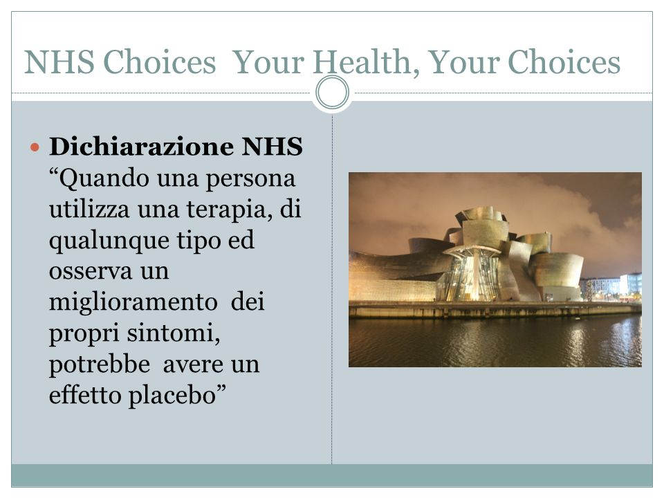 NHS Choices Your Health, Your Choices