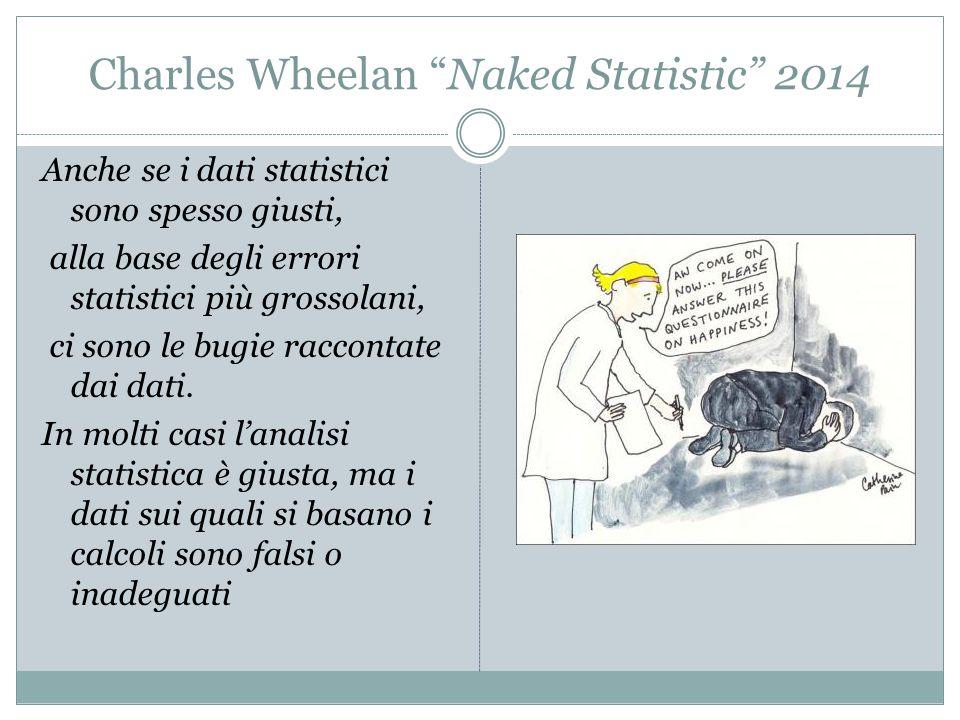 Charles Wheelan Naked Statistic 2014