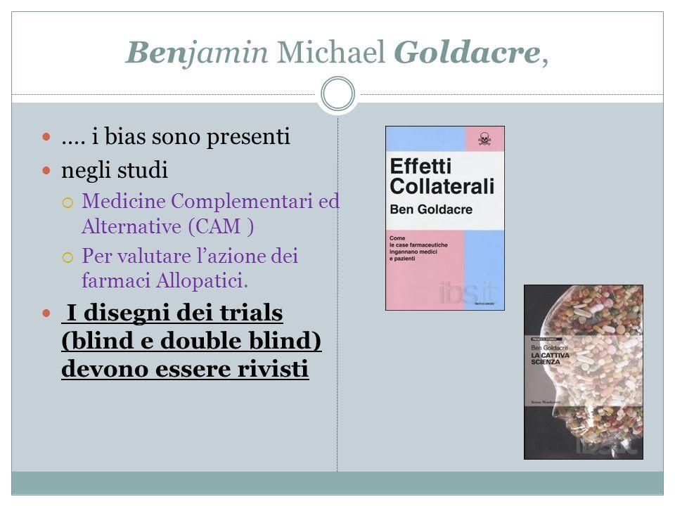 Benjamin Michael Goldacre,