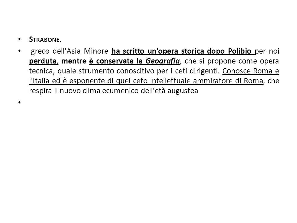 Strabone,