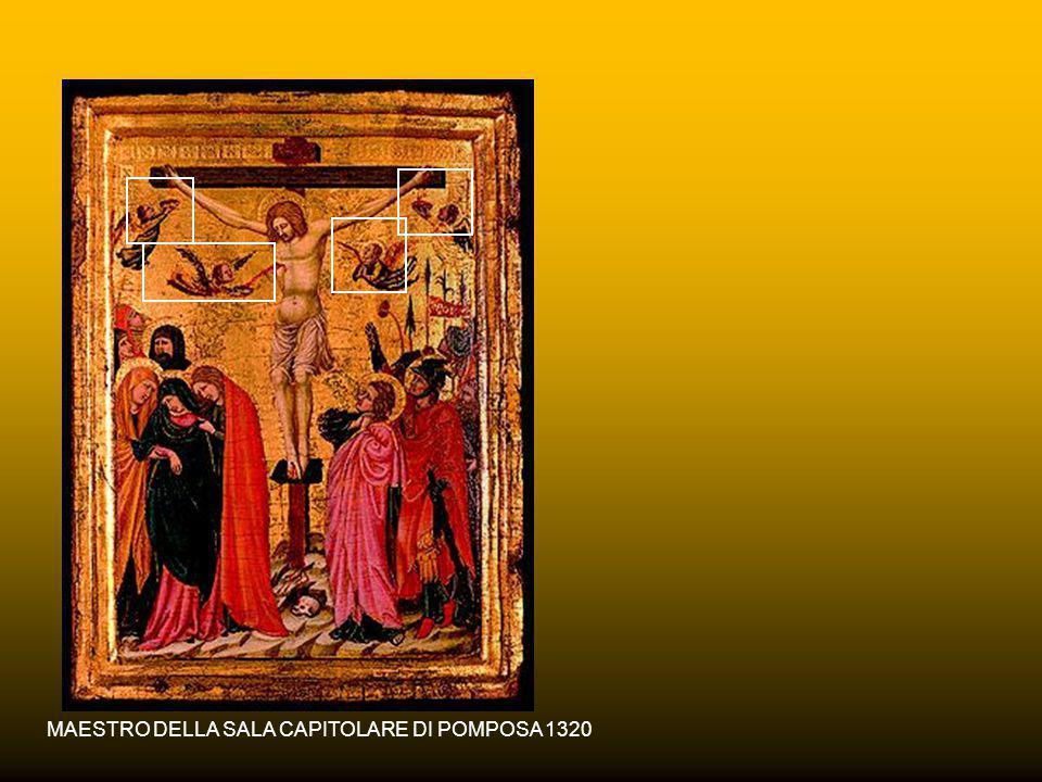 MAESTRO DELLA SALA CAPITOLARE DI POMPOSA 1320