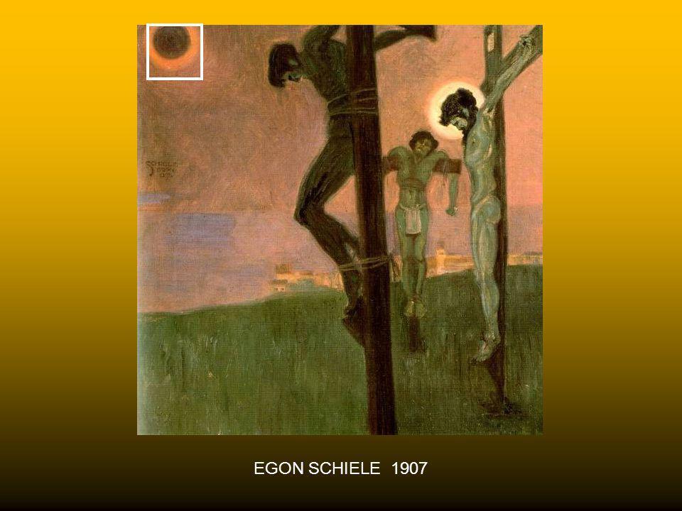 EGON SCHIELE 1907
