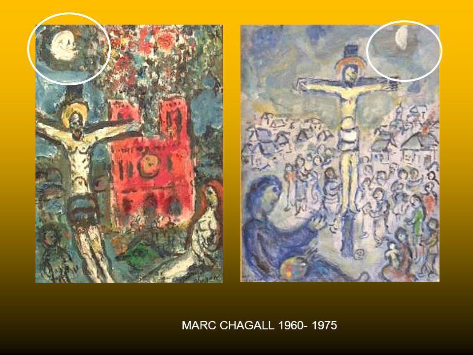 MARC CHAGALL 1960- 1975