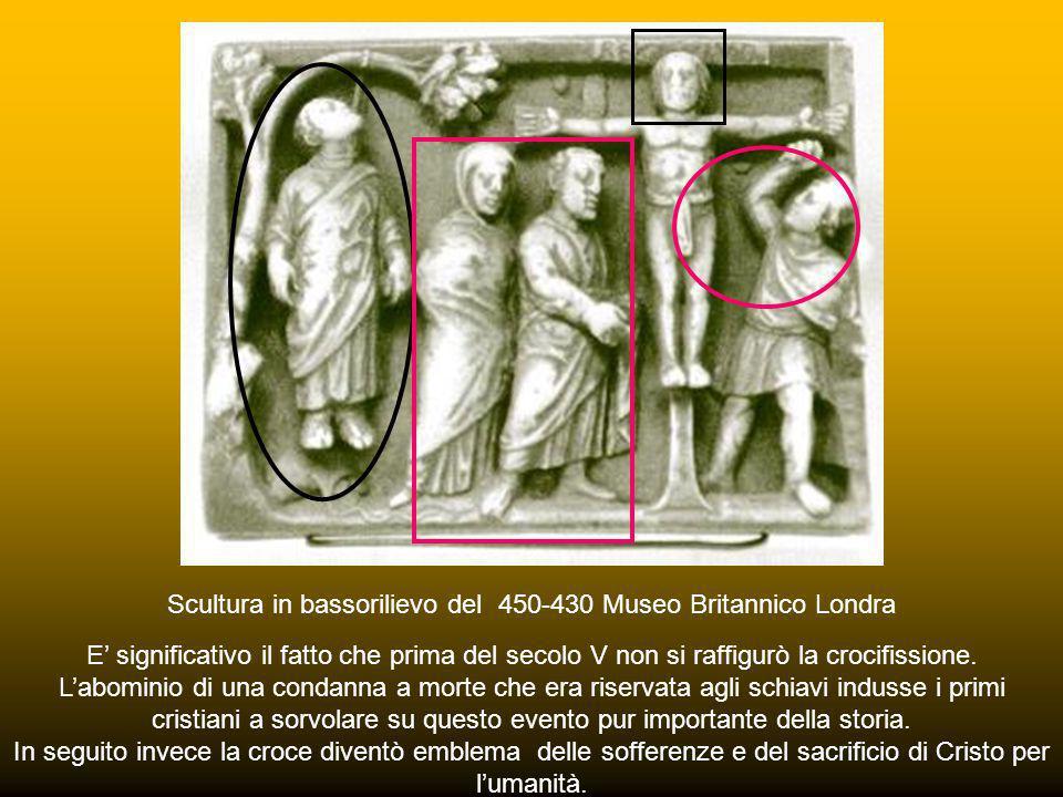 Scultura in bassorilievo del 450-430 Museo Britannico Londra