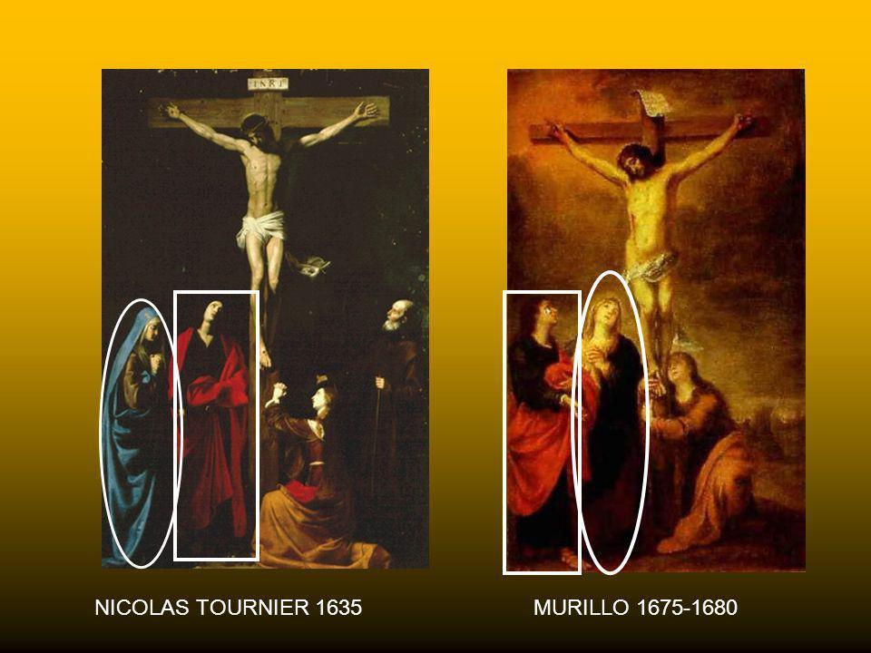 NICOLAS TOURNIER 1635 MURILLO 1675-1680