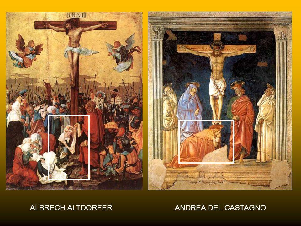 ALBRECH ALTDORFER ANDREA DEL CASTAGNO