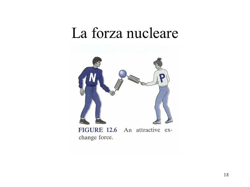 La forza nucleare