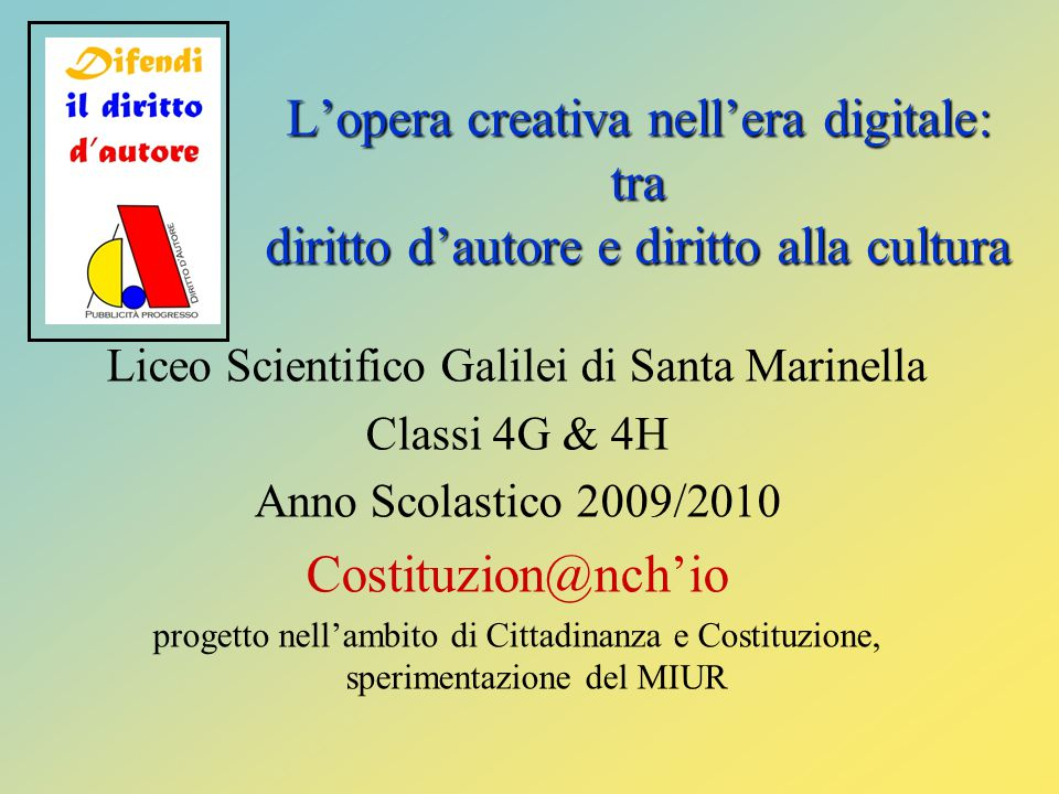 Liceo Scientifico Galilei di Santa Marinella