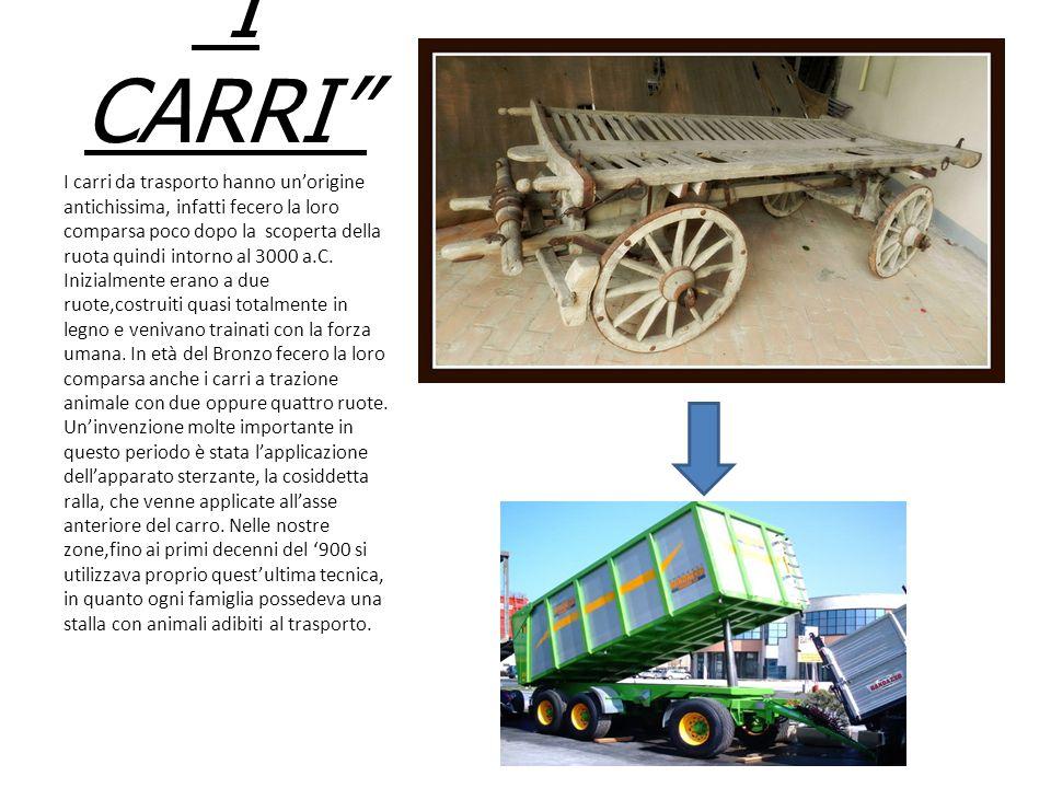 I CARRI