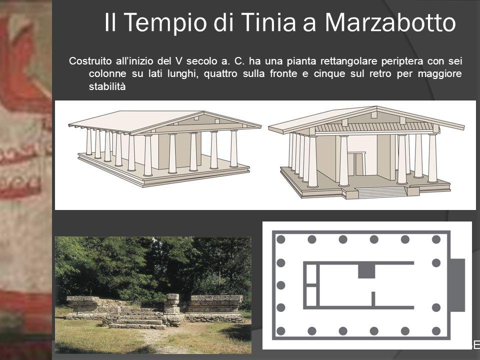 Il Tempio di Tinia a Marzabotto