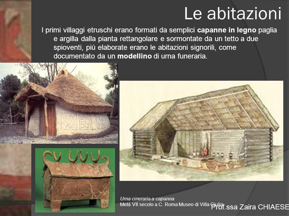 Le abitazioni