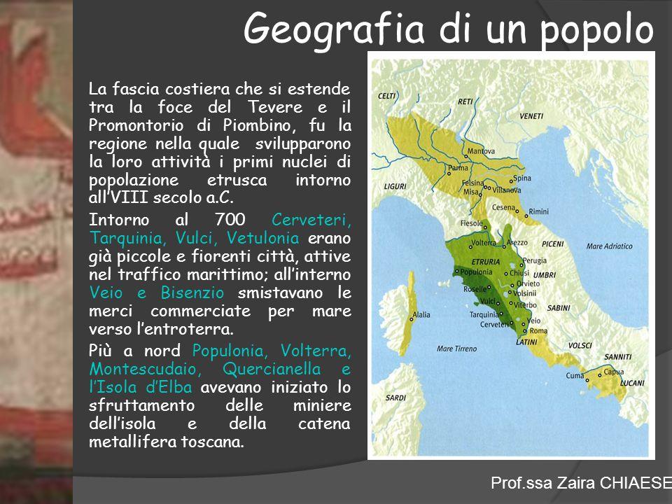 Geografia di un popolo