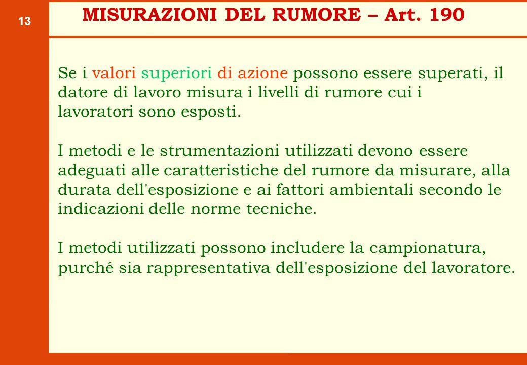 Articolo 190 comma 5 bis