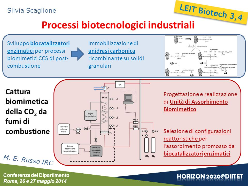 Processi biotecnologici industriali