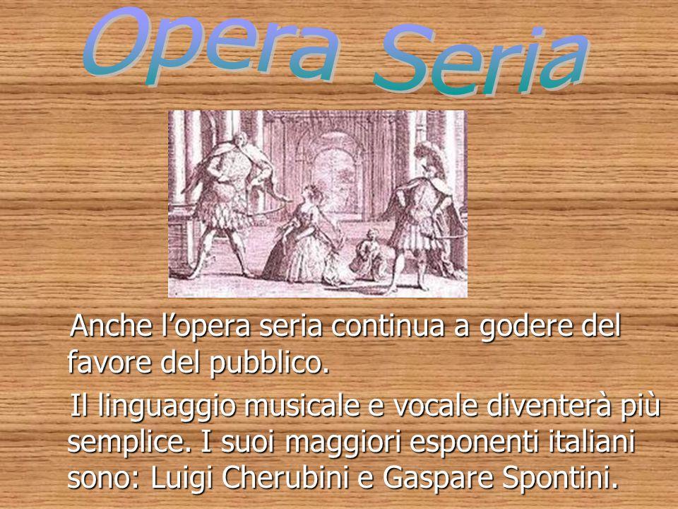 Opera Seria