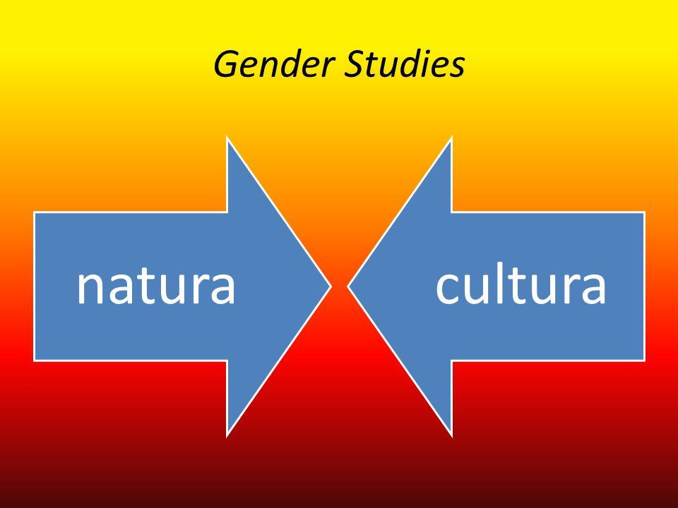 Gender Studies natura cultura