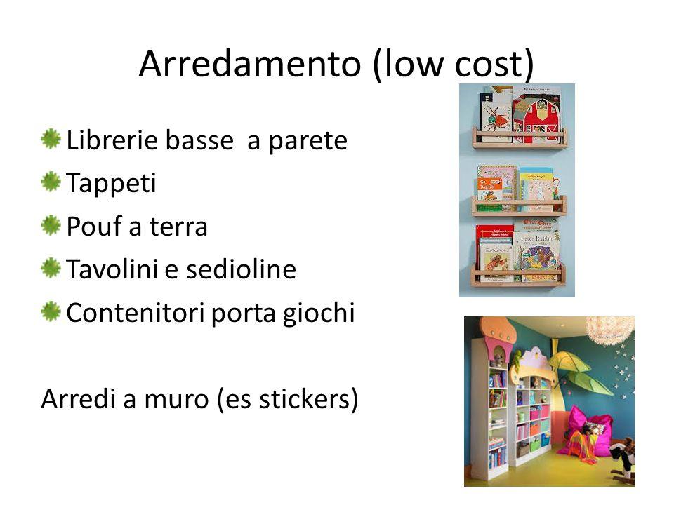 Arredamento (low cost)