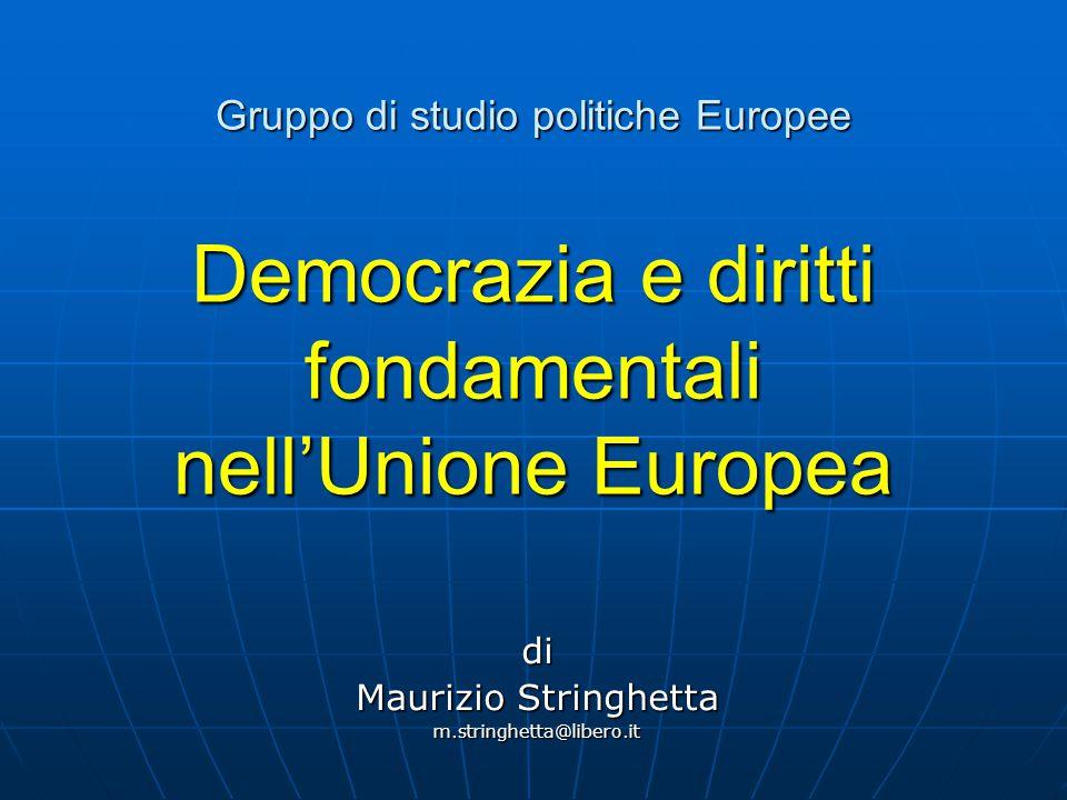 di Maurizio Stringhetta m.stringhetta@libero.it