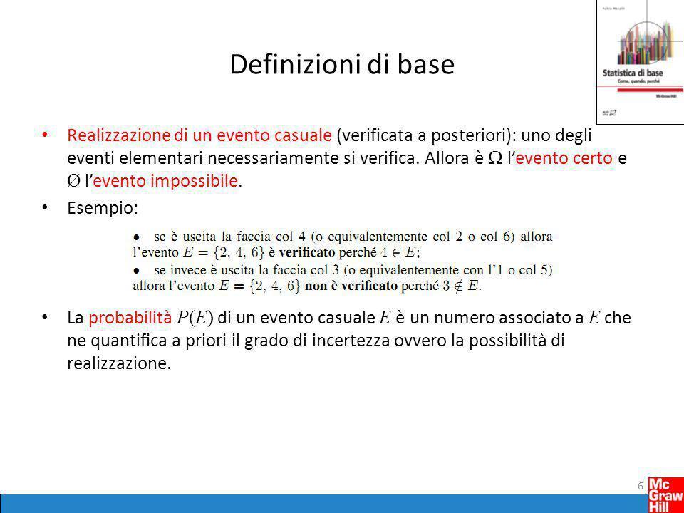 Definizioni di base