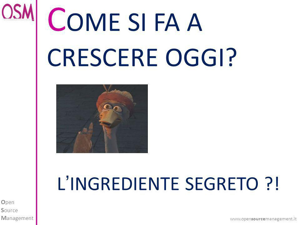 L'INGREDIENTE SEGRETO !