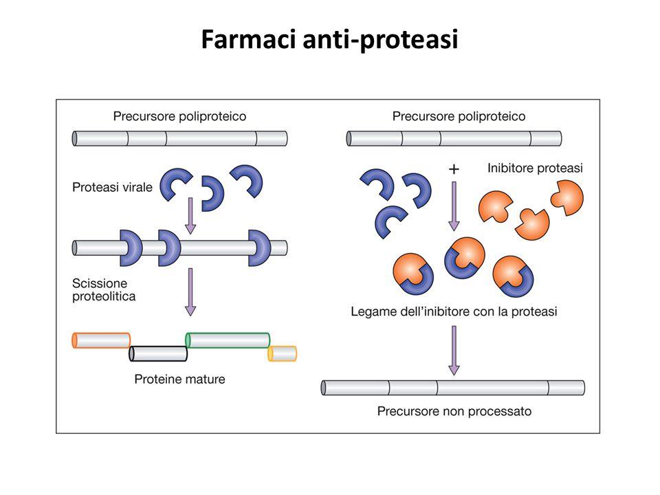 Farmaci anti-proteasi