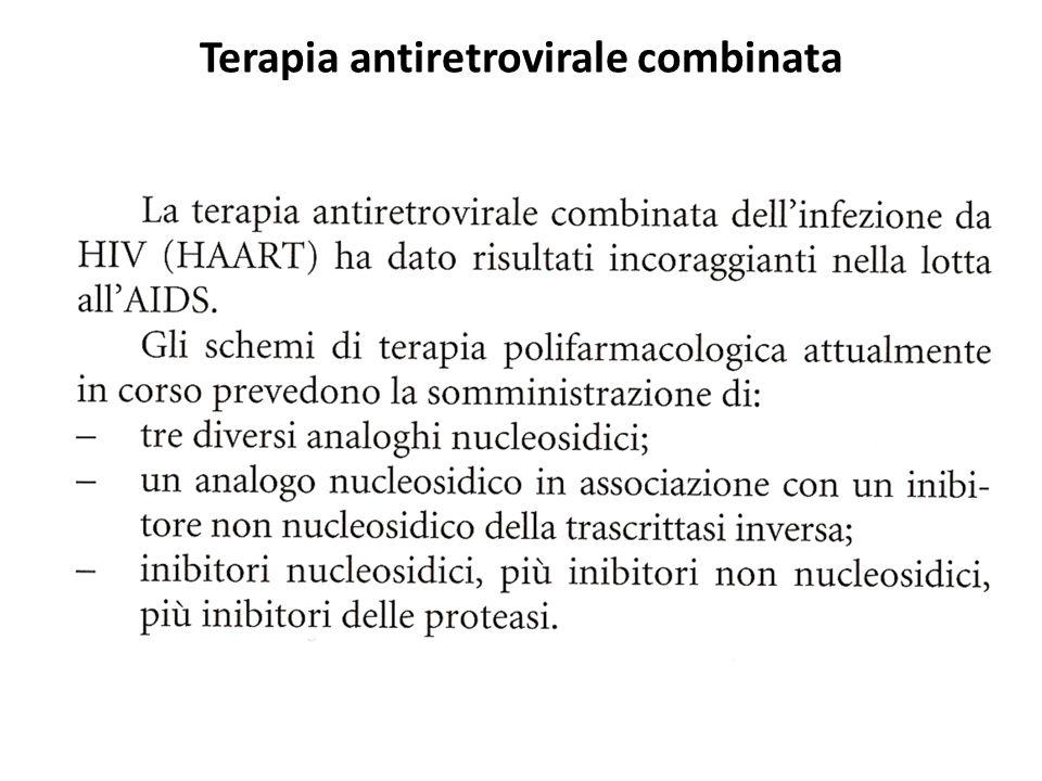 Terapia antiretrovirale combinata