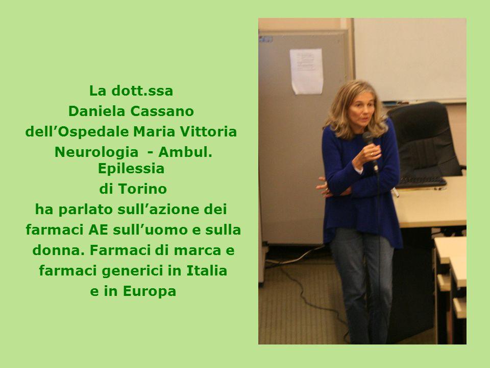 dell'Ospedale Maria Vittoria Neurologia - Ambul. Epilessia di Torino