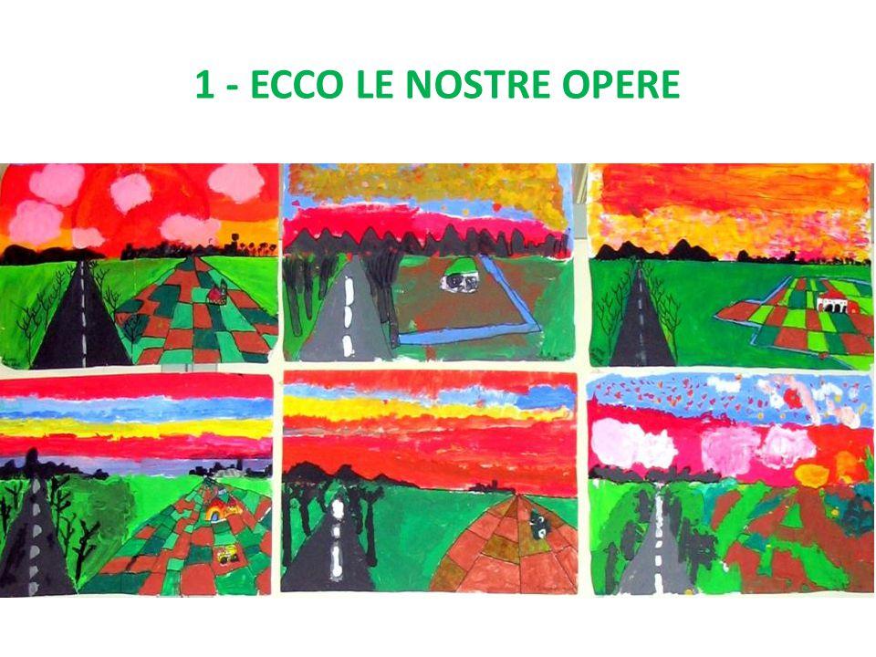 1 - ECCO LE NOSTRE OPERE