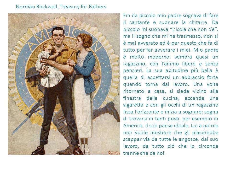 Norman Rockwell, Treasury for Fathers