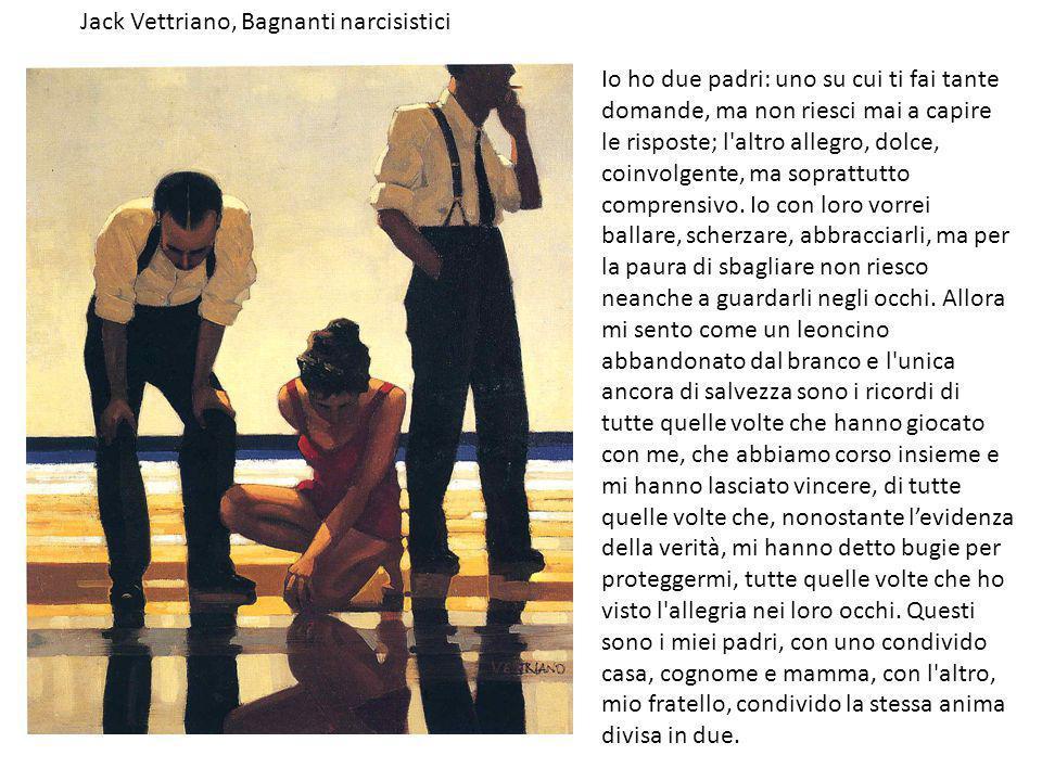 Jack Vettriano, Bagnanti narcisistici