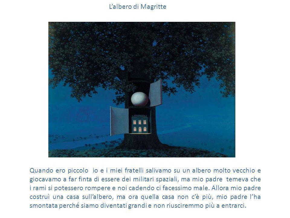 L'albero di Magritte