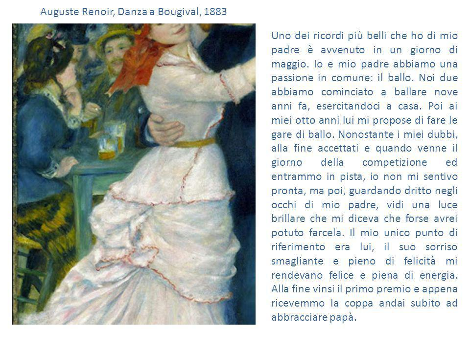 Auguste Renoir, Danza a Bougival, 1883