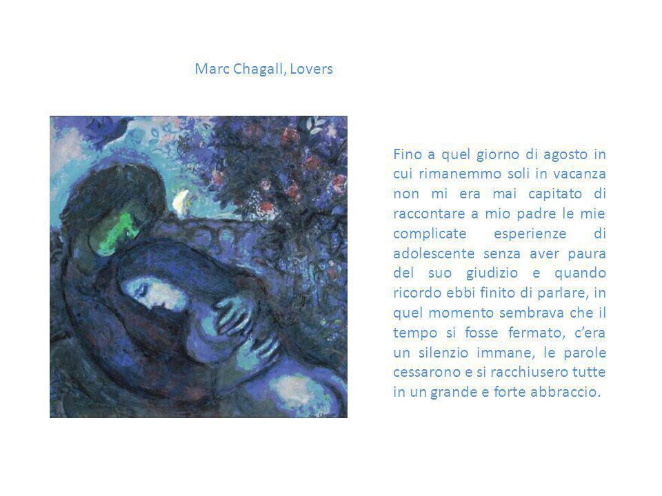 Marc Chagall, Lovers