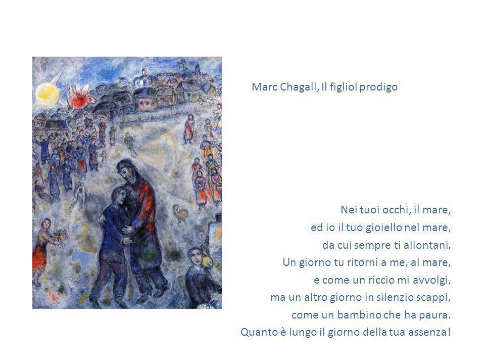 Marc Chagall, Il figliol prodigo