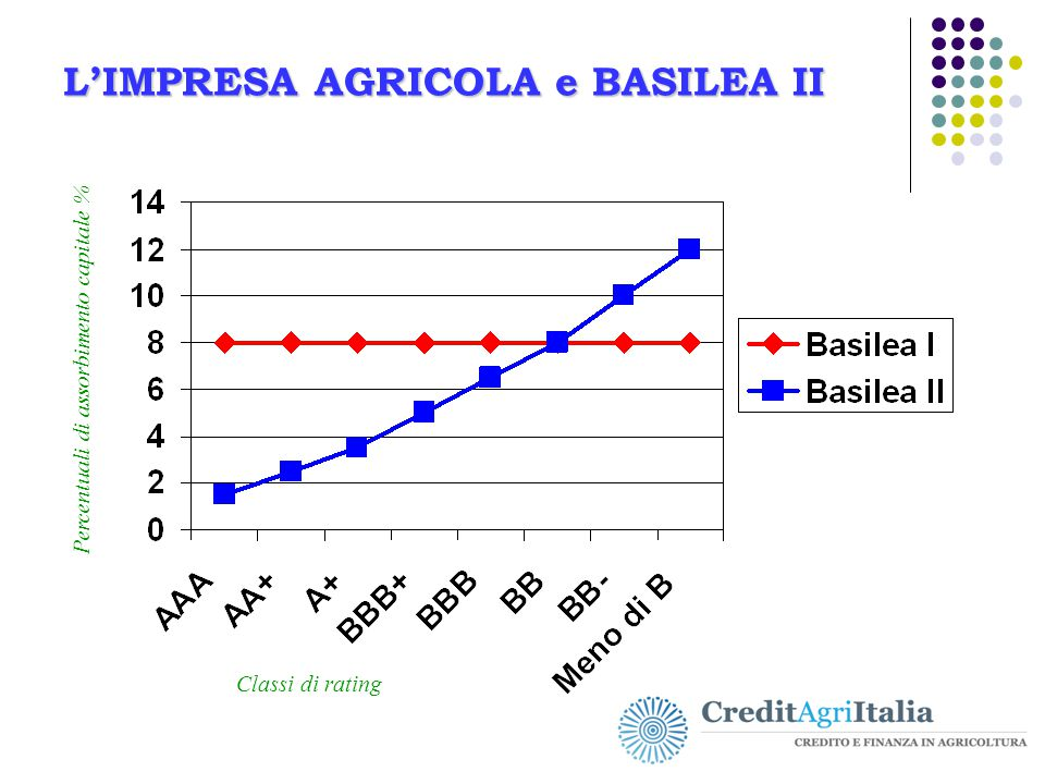 L'IMPRESA AGRICOLA e BASILEA II