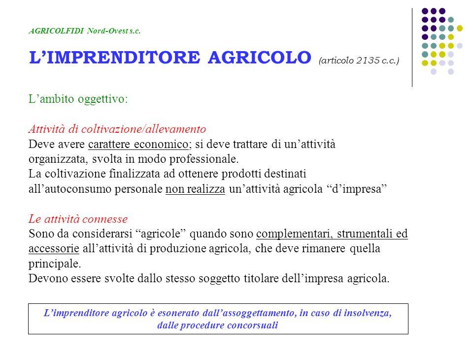 Attività di coltivazione/allevamento