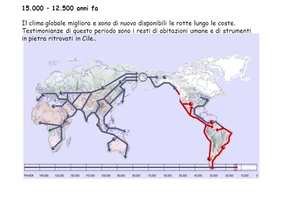 15.000 – 12.500 anni fa